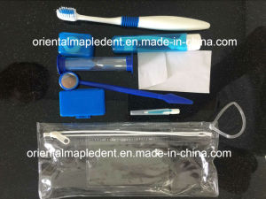 Dental Toothbrush Orthodotnic Kits with Wax pictures & photos