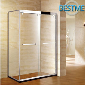 Shinning Stainless-Steel Shower Sliding Enclosure (BL-F3006) pictures & photos