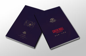 Perfect Binding Professional High Quality Hardcover Book Printing pictures & photos