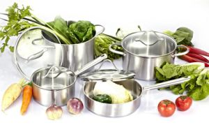 Stainless Steel Cookware Set 8PCS Kitchenware pictures & photos