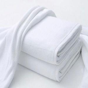 Indian Cotton Terry Standard Size Bath Towel pictures & photos