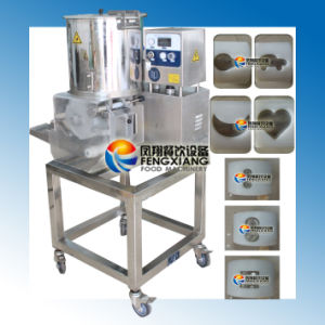 Fx-2000 Machine for Forming Making Hamburger Chicken Beef Nugget Patty pictures & photos