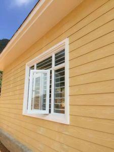 Fiber Cement Sheet Flat Wooden Texture Decor Fiber Cement Sheet Flat pictures & photos