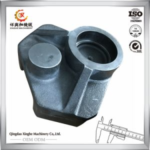 Pinion Cast Iron Gearbox Housing Cover with Good Quality pictures & photos