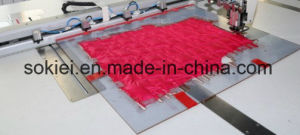 Computer Programmable Electronic Trick Pattern Garment Template Sewing Machine pictures & photos