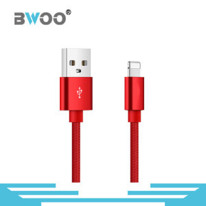 Manufacturer Supply Nylon Brained Micro Lightning Data Cable pictures & photos