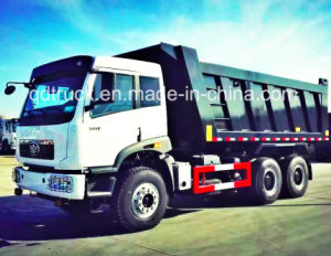FAW Heavy Duty 6X4 30 Ton Loading Dump Tipper Truck pictures & photos