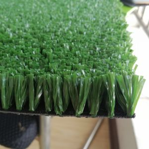 Non Infilled High Quality Artificial Grass for Baseball Smooth Surface pictures & photos