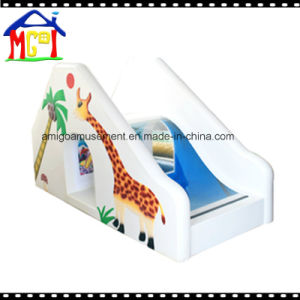 Kiddy Waterfall Slide for Indoor Soft Playground pictures & photos