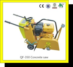 "Concrete Saw (with 120mm depth QF-350/14"") pictures & photos"