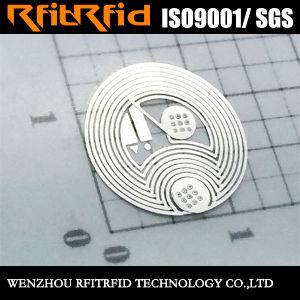 13.56MHz Wet Inlay NFC Tag Stickers pictures & photos