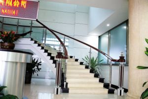 Stainless Handrail Fittings for Based Fittings pictures & photos