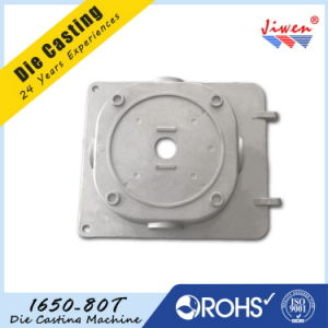 Aluminum Die Casting Mold and Sample China Foundry