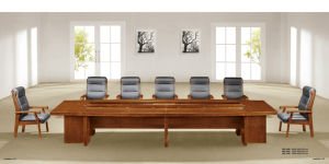 Modern Conference Furniture Solid Wood Office Meeting Table pictures & photos