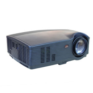 Projector, 2017 Updated 2800 Lumens LED Multimedia Projector pictures & photos