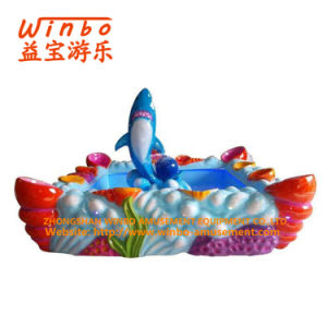 Amusement Equipment Fishing Pool for Children′s Playground (F04-RD) pictures & photos