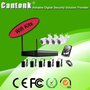 CCTV Surveillance1080p 4CH Wireless Kits pictures & photos