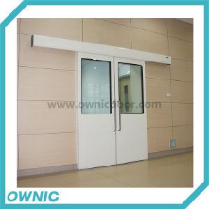 Dmnh01-3 Bi-Parting Hermetic Sliding Door with Big Window pictures & photos