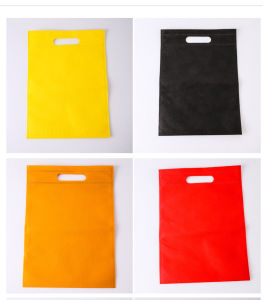 Die-Cut Reusable Non-Woven Bags (NW-06) pictures & photos
