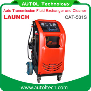 New Arrival Original Launch Cat501s Auto Transmission Cleaner and Fluid Exchanger Better Than Cat501+ pictures & photos