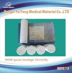 Hot Seller Cotton Medical Dressing Precut Gauze Bandage pictures & photos