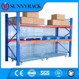 Storage Space Increased Heavy Duty Pallet Rack pictures & photos