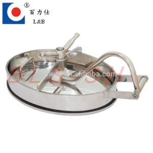 Stainless Manway Manhole Cover with Pressure Hatch Cover pictures & photos