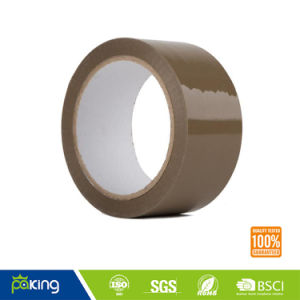 Factory Directly Sell Brown BOPP Adhesive Packing Tape P010 pictures & photos