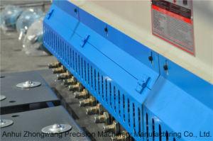 Wc67y Series Torsion Axis Servo CNC Press Brake pictures & photos