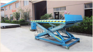 China 500kg Fixed Electric Hydraulic Scissor Lift (SJG0.5-2) pictures & photos