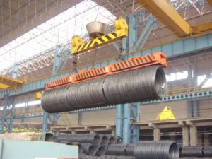 China Leading Manufacturer of Electro Magnet for Lifting Wire Rod pictures & photos