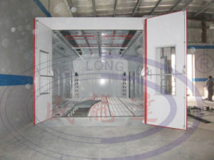 Wld8400 Water Based Paint Spray Booth with Best Price pictures & photos