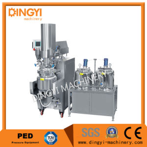100liter Sanitary High Effective Emulsifying Dosing Machine pictures & photos