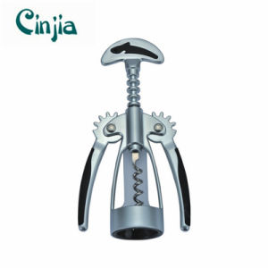 Fashion Zinc Alloy Corkscrew Easy Wine Opener pictures & photos