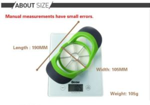 High Qaulity Fruit Pear Apple Slicer Corer Cutter Wedger Divider pictures & photos