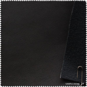 Newly Synethic High Quality PU Leather for Shoes (S333120GD) pictures & photos