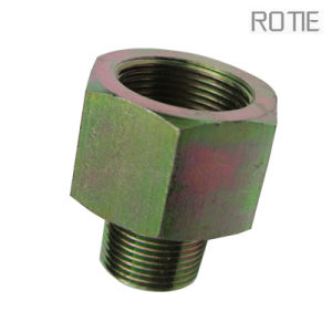 Carbon Steel Fitting Zinc Plated Nuts and Bolts pictures & photos
