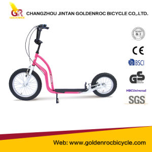 """(GL1612-JK) High Quality 16""""-12"""" Kick Scooter for Children pictures & photos"""