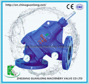 (GJLH) Multi Purpose Cut-off Throttling Regulating Tilting Disc Check Valve pictures & photos