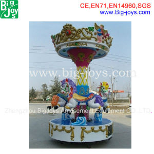 Hot Sale Electric Outdoor Merry Go Round Carousel (DJ97899) pictures & photos