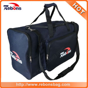 Custom Fashion Men Nylon Travel Luggage Duffle Bag for Outdoor Gym Sports pictures & photos