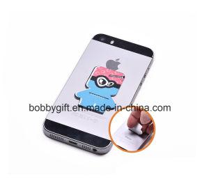 High Quality Sticky Microfiber Cell Phone Screen Cleaner Souvenir pictures & photos