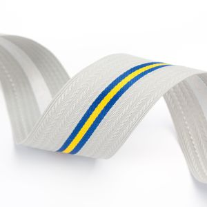 The Tire Pattern of New Polyester Ribbon for Garments pictures & photos