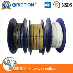 Mill Packing PTFE Packing Non Lubricated Water Pump Seal Kevlar Braided Rope pictures & photos