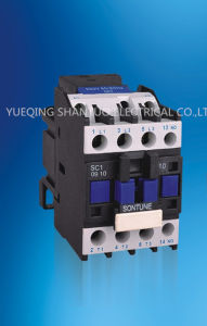 Custom 250000 Electrical Life LC1/Series Electrical AC Contactor pictures & photos