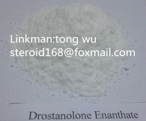 99% Raw Anabolic Injectable Steroid Powders Drostanolone Enanthate pictures & photos