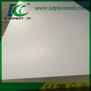 Particle Board Laminated Warm White for Furniture pictures & photos