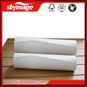 "Cham Paper Quality 126"" Fa 120GSM Sublimation Transfer Paper pictures & photos"