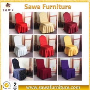 Fancy Banquet Hall Chair Cover Hotel White Wholesale pictures & photos