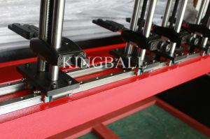 CNC Hydraulic Steel Bending Machine pictures & photos